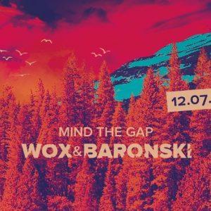 WOX & Baronski – Mind The Gap // LP Release
