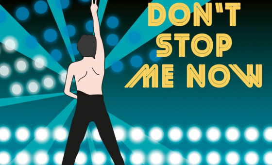 Don´t Stop Me Now
