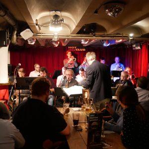 Jazzkitchen: WSfM Big Band