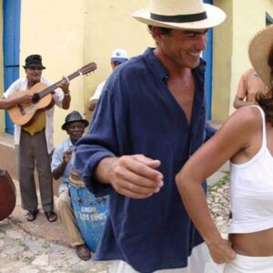 Latin & Salsa Party mit DJ Juan Pa